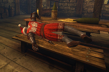 chivalry medieval warfare how to play with the nose sword